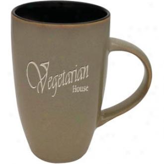 16 Oz. Deep Etched Granite Tranquil Mug