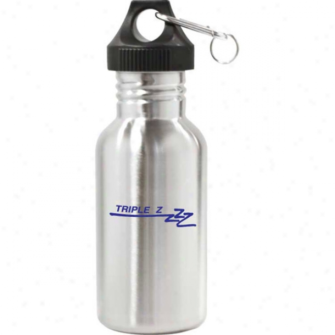 16 Oz Steel Wide Mouth Sports Bottle