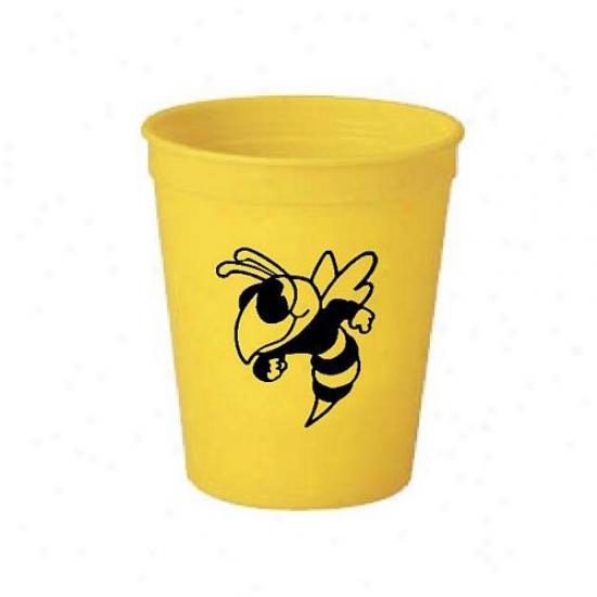 16oz Plastic Stadium Cup