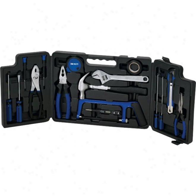 20 Pc. Precision Tool Kit
