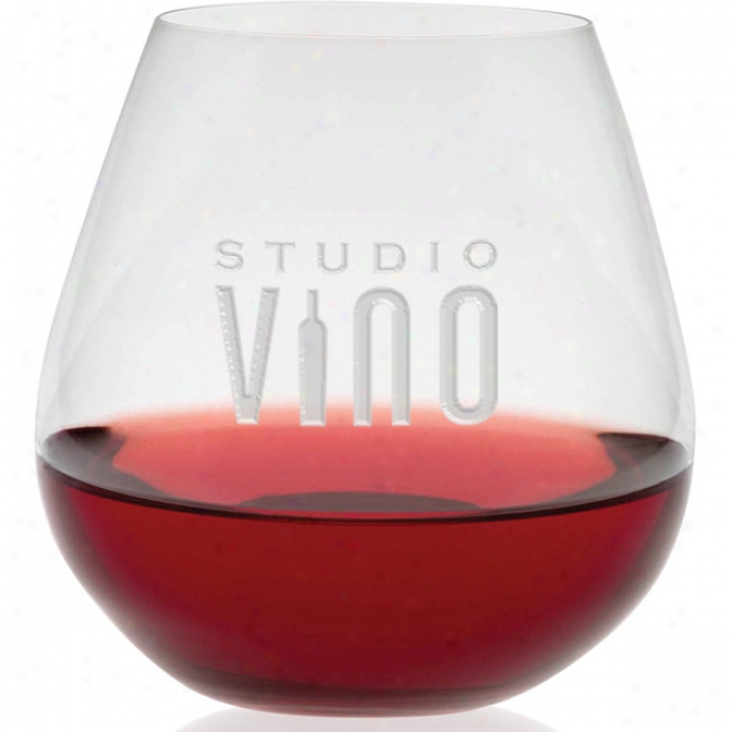 23 Oz. Pinot Nebbiolo Riedel Stemless Wine Glass