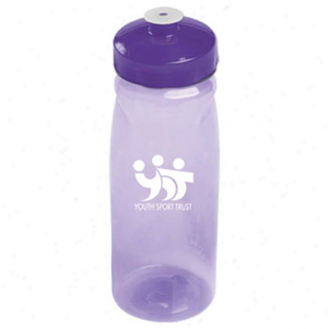 24 Oz. Polysure Grip'n Sip Bottle