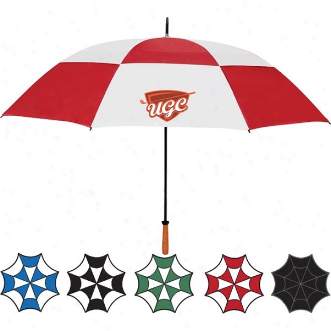 """68"""" Vented Golf Umbrella"""