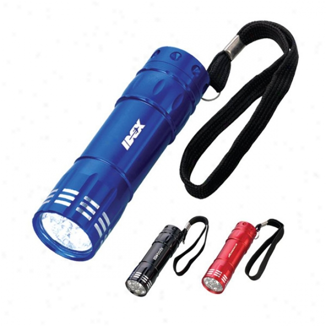 8 Led Flashlight