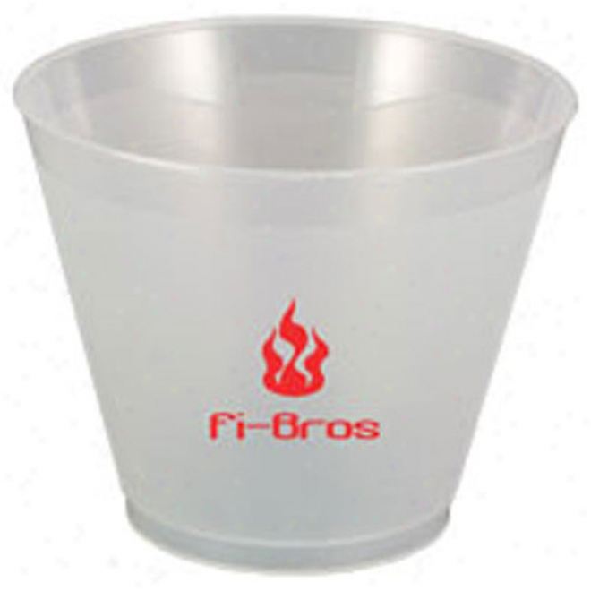 9 Oz Frost-flex Reusable Stadium Cup