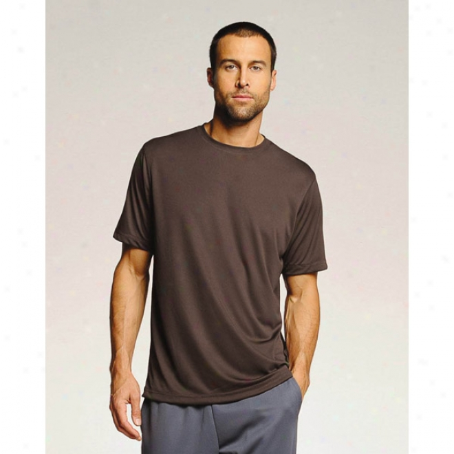 Alo Men's Short Sleeve Performance T-shirt