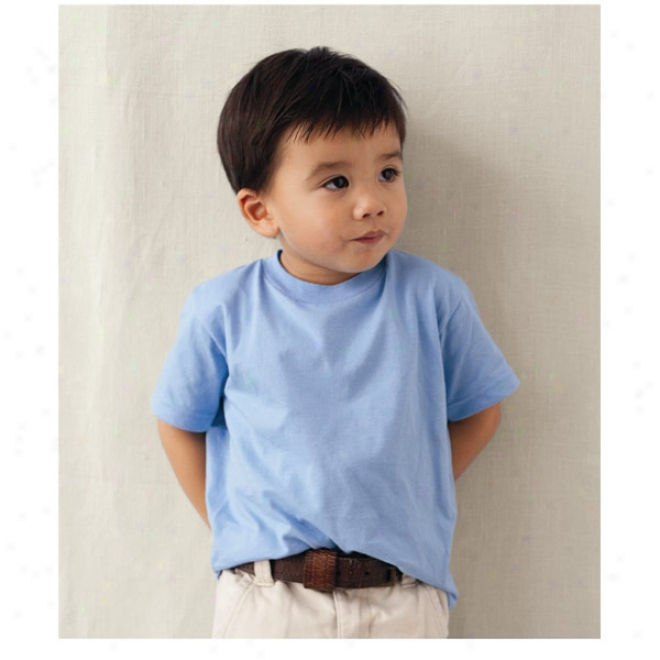 Anvil - Organic Toddler Short Sleeve T-shirt