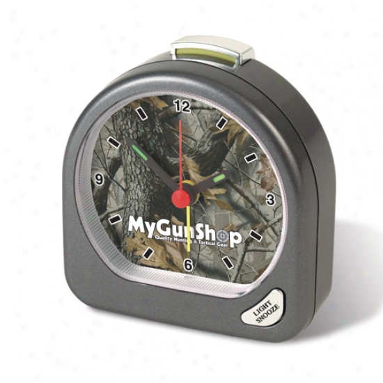 Arch Alarm Clock Without Motion Disc