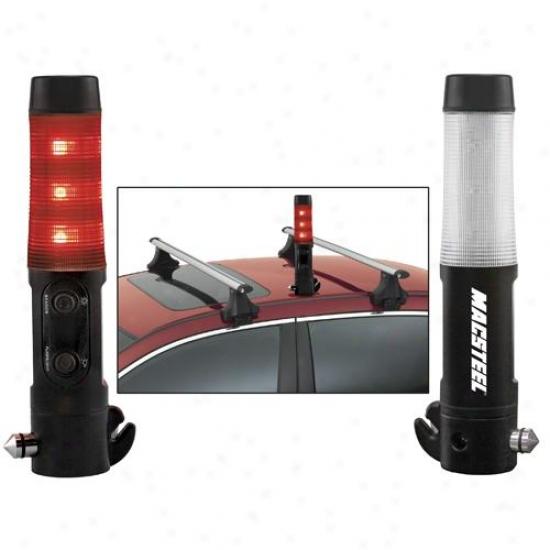 Auto Unforeseen occasion Rescue Light & Escape Tool