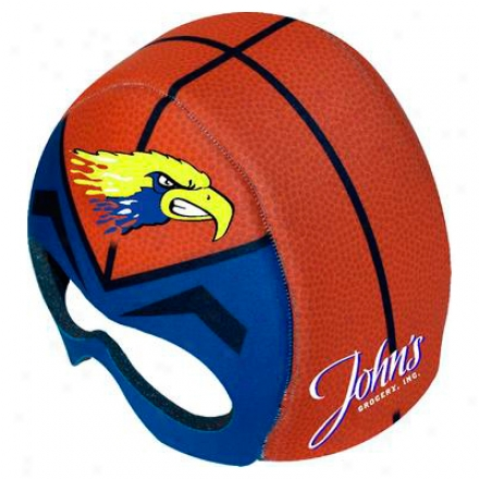 Basketball Rally Mask Hat