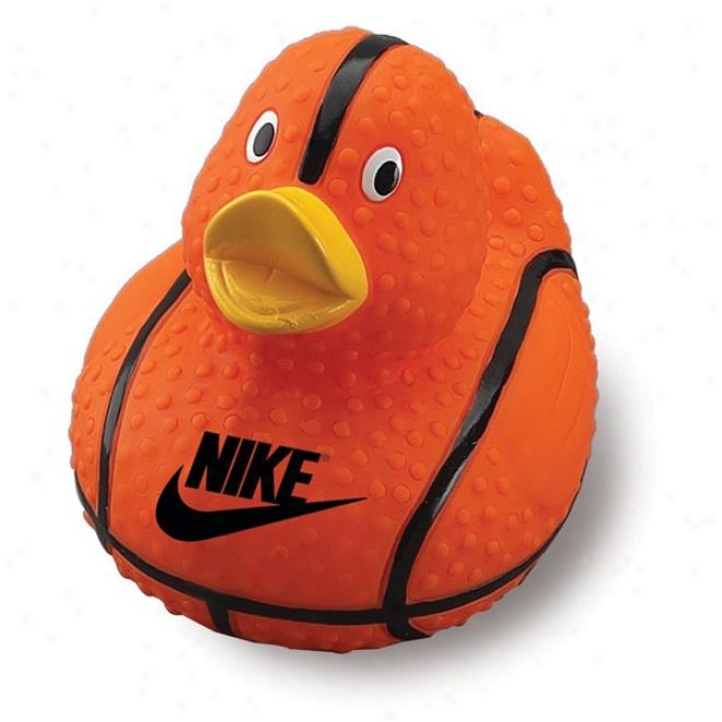Basketball Rubber Duck