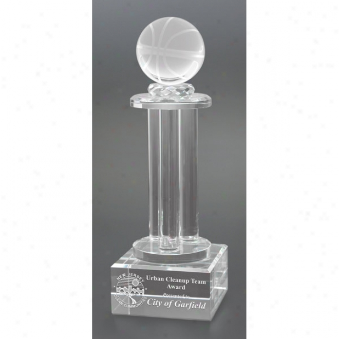 Basketball Sport Ball Tower