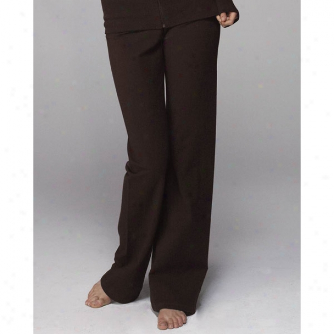 Bella Ladies' French Terry Lounge Pants