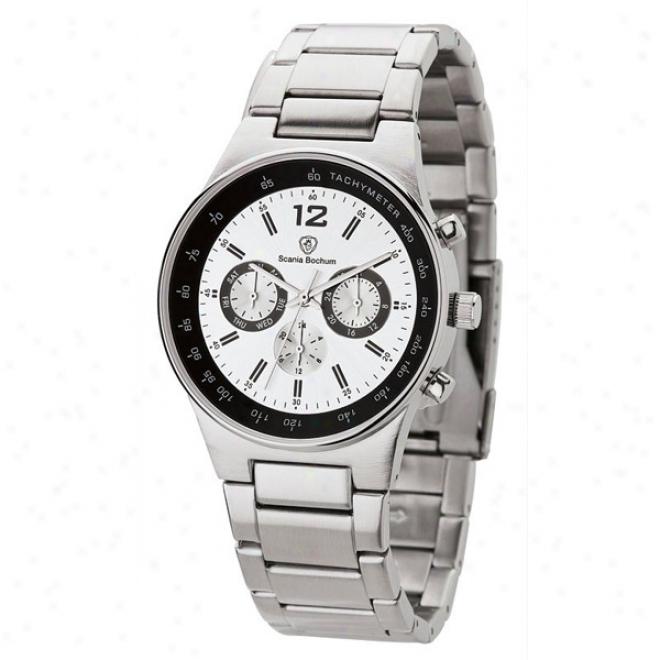Bracelet Styles - Gentlemen's Watch