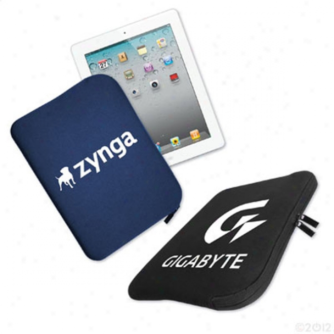 Stigmatize Gear Neoprene Ipad Sleeve