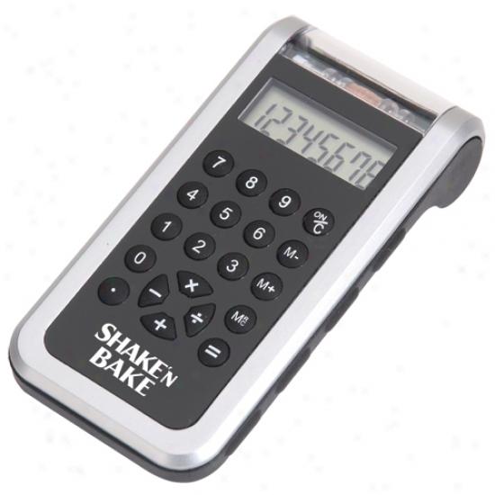 Calculator, Shake To Recharg eBattery