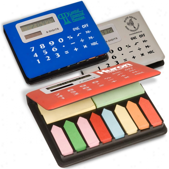 Calculator Sticky Caddy