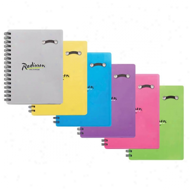 """Candy Coated Notebook - 4 3/8"""" X 6"""""""