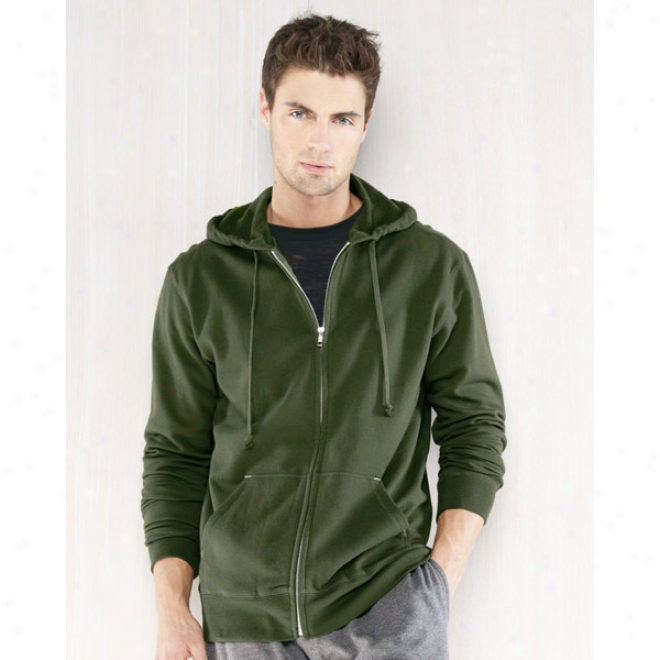 Canvas Fremont Full-zip Hooded Sweatshirt
