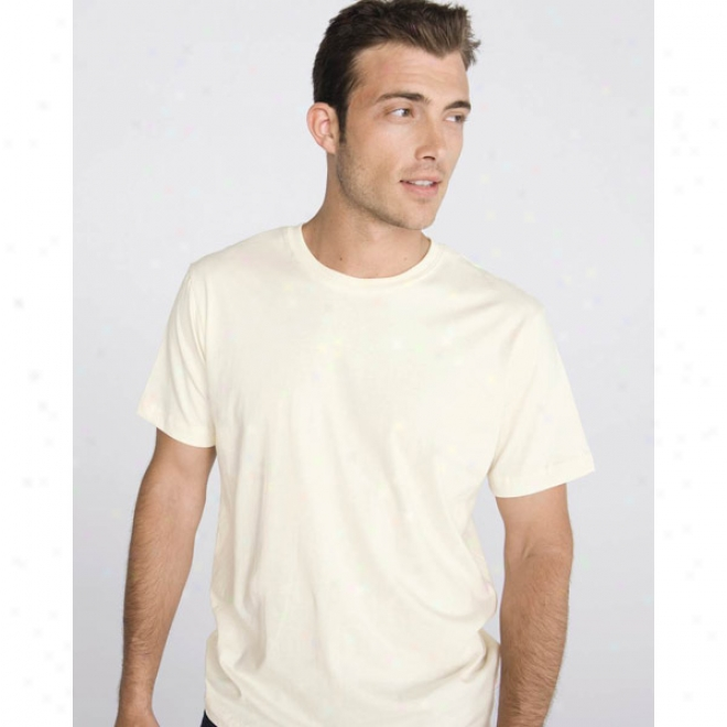 Canvas Short Sleeve Dohrny Organic Cotton T-shirt