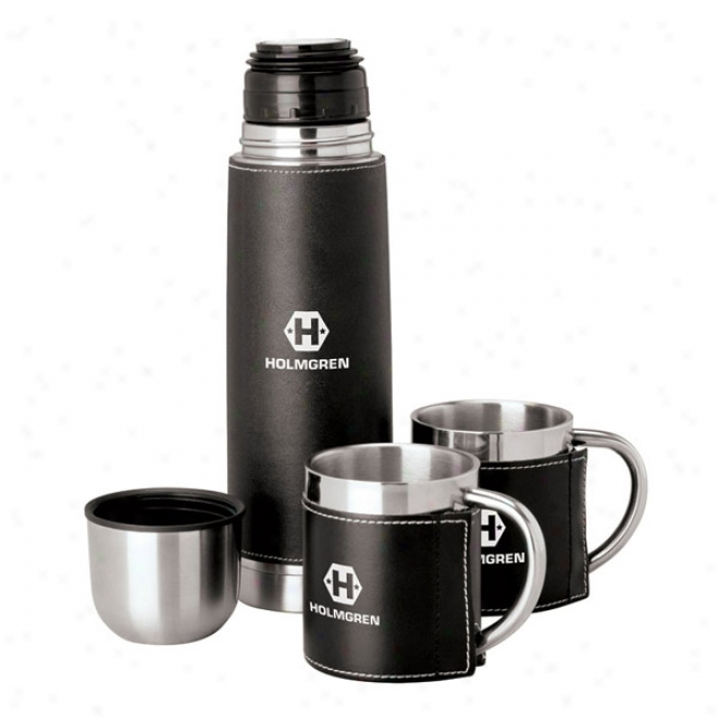 Cinna I - Steel Flask And Cup Offer for sale