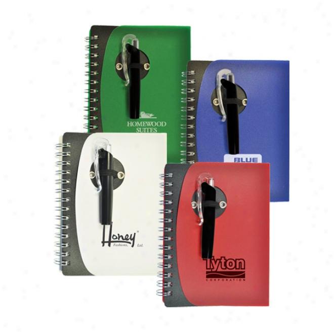 Cirque Mini Notebook