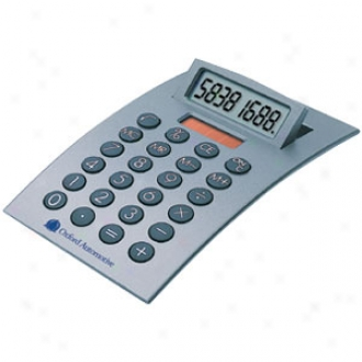 Classic Arch Calculator With Tilt-up Display Option And Raised Rubber Round Keys