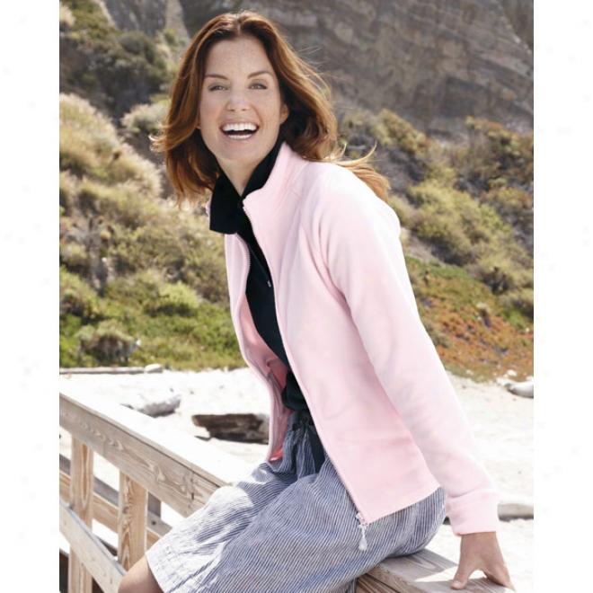 Colorado Clothing - Ladies' Heavyweight Full-zip Microfleece Jacket