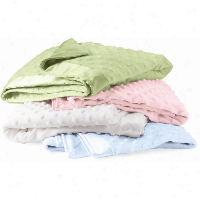 Colorado Trading Cuddle Fleece Blanket