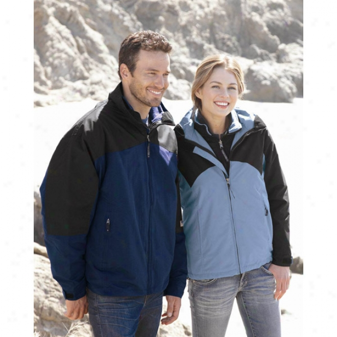 Colorado Trading Ladies' 3-in-1 Systems Jacket Inner Layer