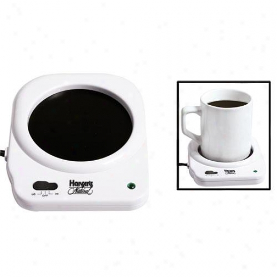 Cup Warmer With Dual Tempwrature Hinder