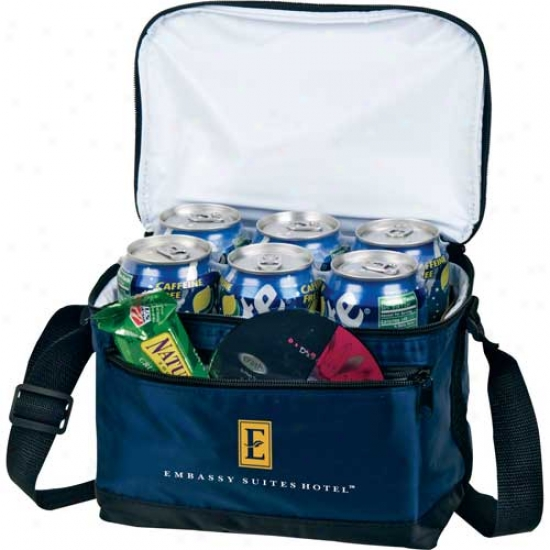Deluxe 6-pack Insulated Sack