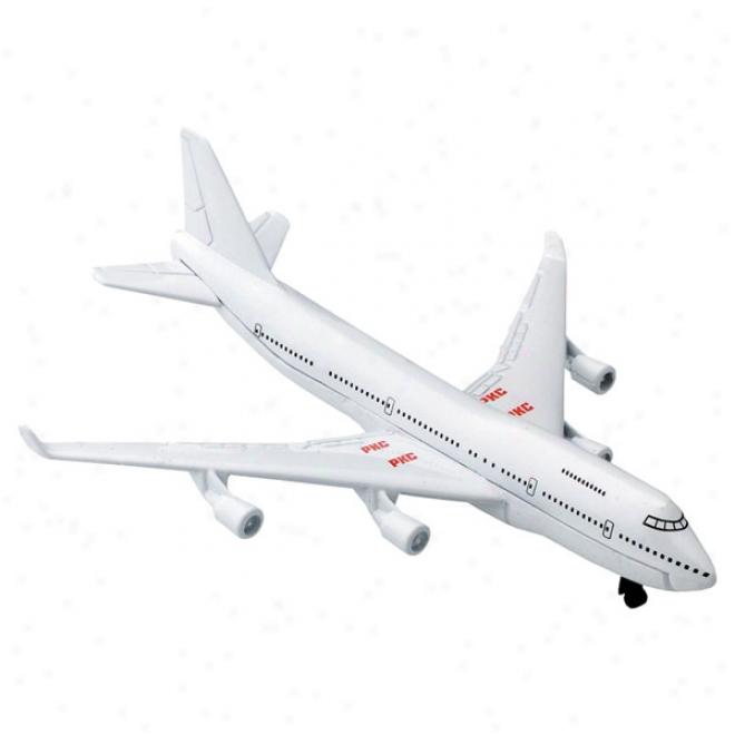Die Cast Airliner