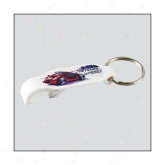 Digital Bottle Opener Key Ring