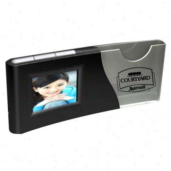 Digital Photo Frame & Annotate Holdder