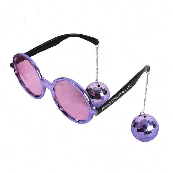 Disco Ball Sunglasses
