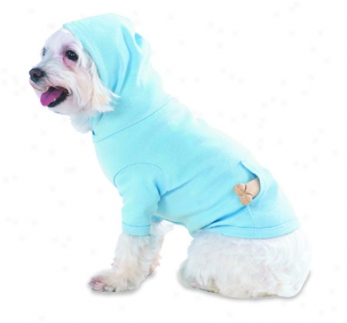 Doggie Hoodie With Pouch Pocket