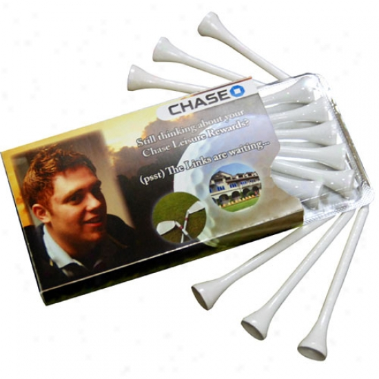 Drivelpe Golf Tee's In Envelope
