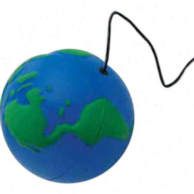 Earth Bungee Ball