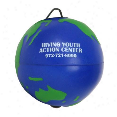 Earthball Yo-yo Bungee