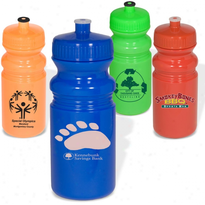 Eco Safe Small Water Bottle