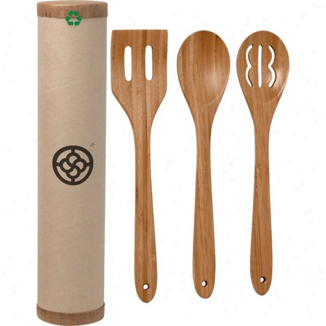 Eco Utensil Set