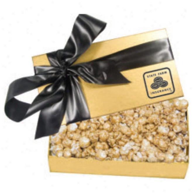 Executive Popcorn Box