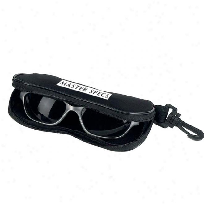 Eyeglass Case With Handy Clip