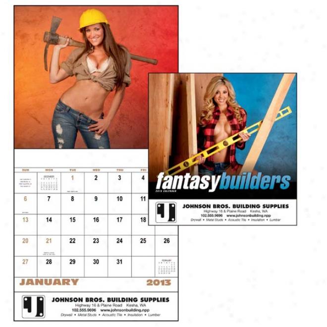 Fantasy Builders - Stapled
