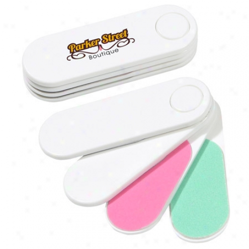 Fashion 4 Nail File & Buffer