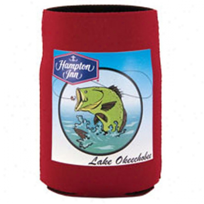 Foam-zone Neoprene Can Cooler With Full Palette Colour