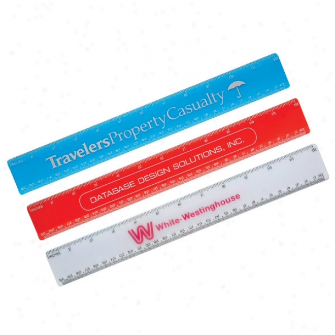 Foot Long Ruler
