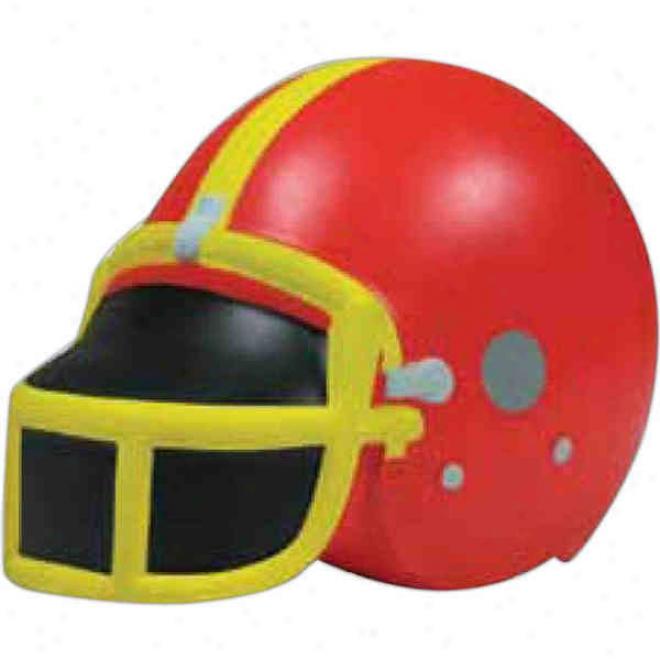 Football Helmet Squeezie