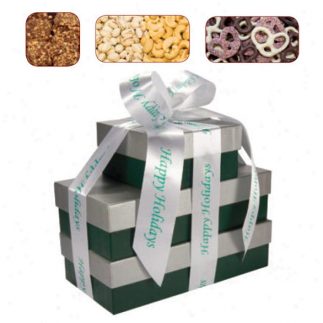 Four Seasons Food Gift Boxes
